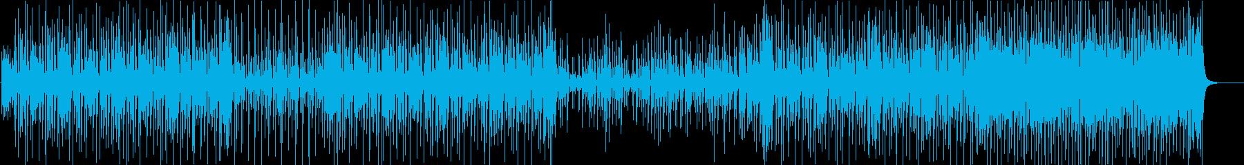 軽快で熱いモータウンサウンドの再生済みの波形
