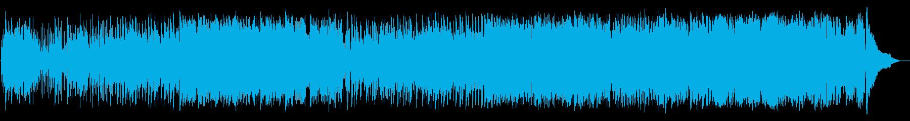 カントリーインストゥルメンタル。明...の再生済みの波形