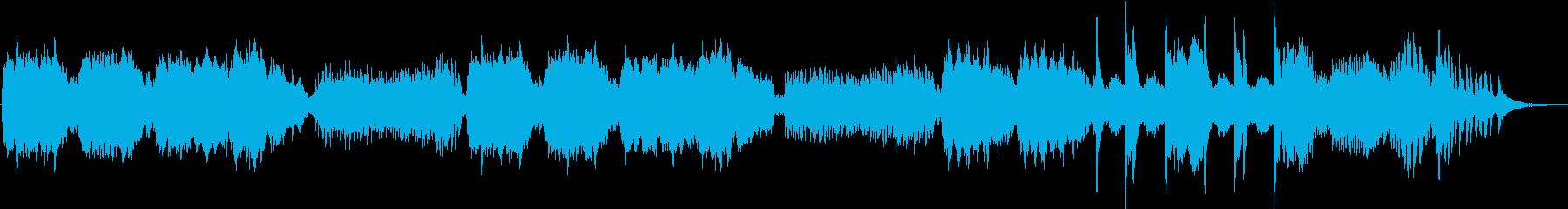 クラシック 交響曲 オペラ ドラマ...の再生済みの波形