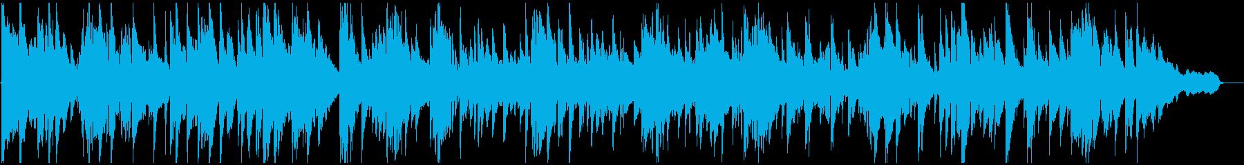 セクシーでエロい音色のサックスバラードの再生済みの波形