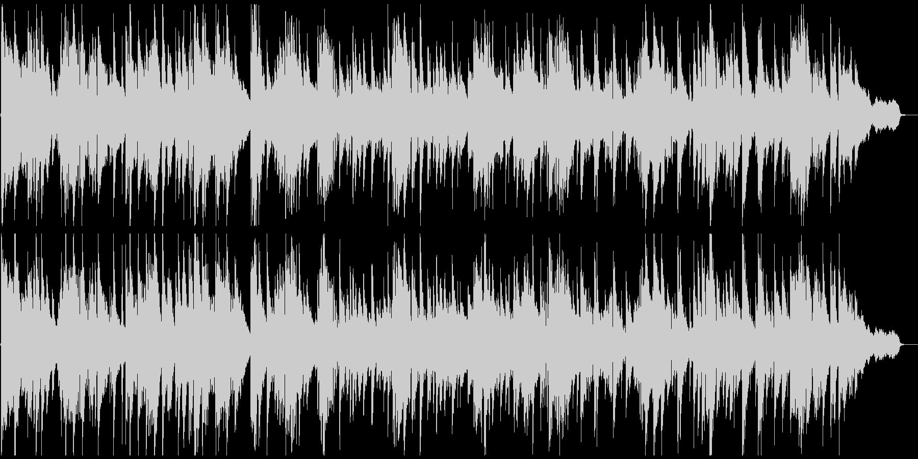 セクシーでエロい音色のサックスバラードの未再生の波形