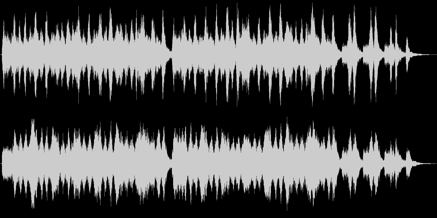 高級感・哀愁・バロック室内楽(26秒)の未再生の波形