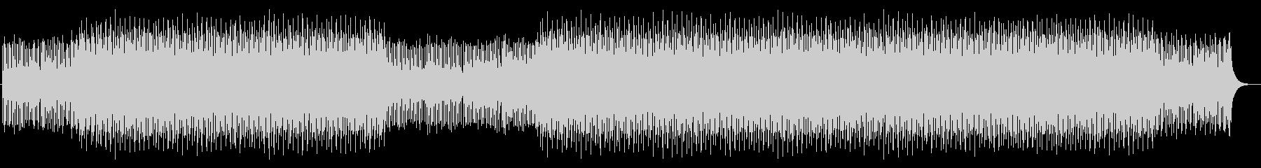 コーポレートミュージック3の未再生の波形