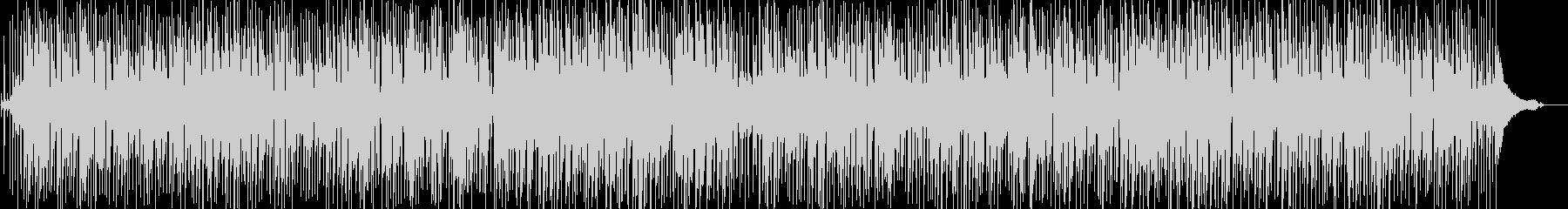 お洒落なクールジャズ(ピアノベースドラムの未再生の波形