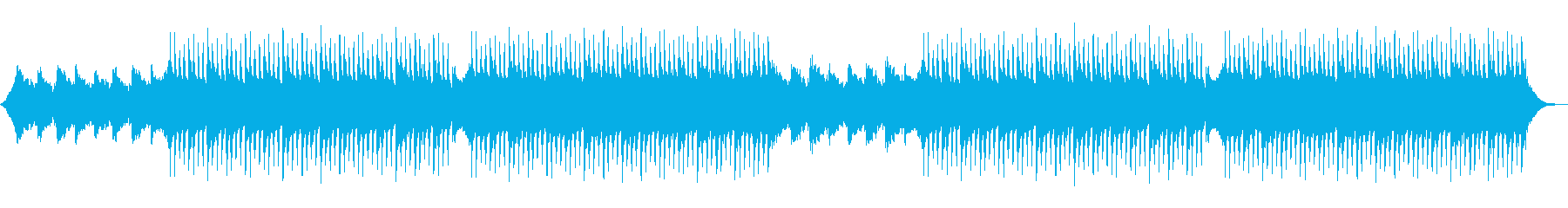 ギターメロなしの再生済みの波形