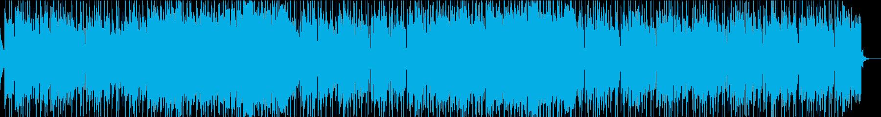 本格的なホーンセクション、グルーヴ...の再生済みの波形
