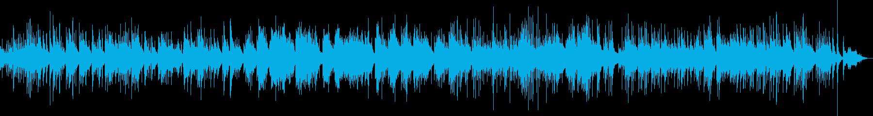 さくらさくら生ギターver.の再生済みの波形