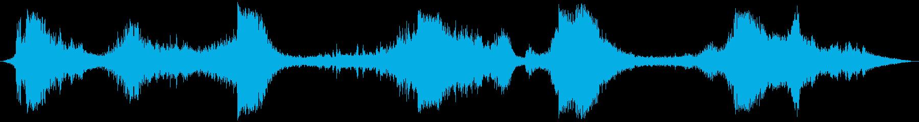 【ホラー CM】 殺戮の霊視 03の再生済みの波形