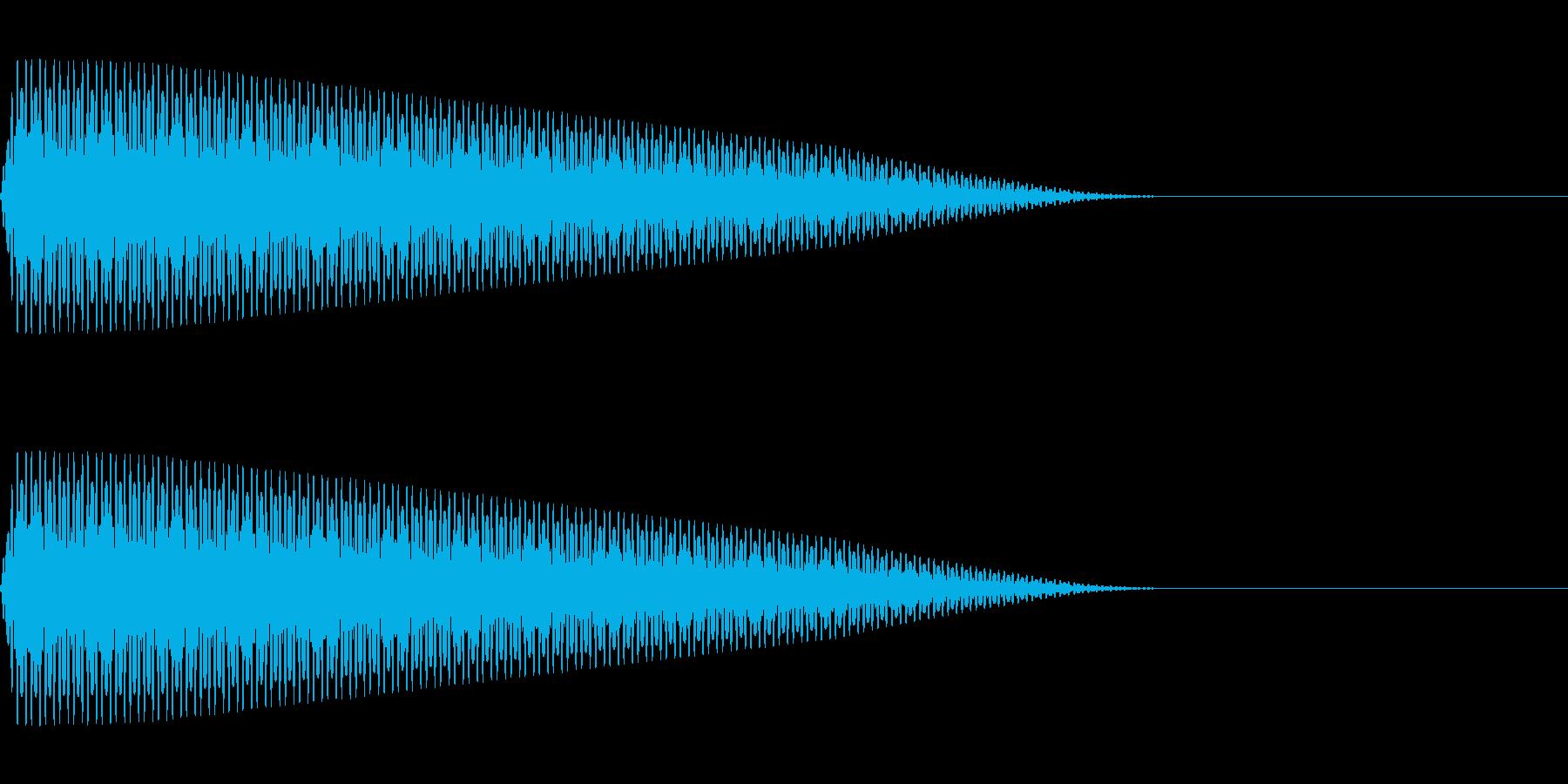 ピー(ノイズ/アラート/実験/科学の再生済みの波形