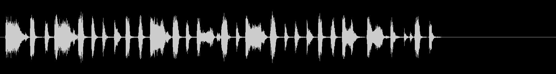 ヒューマンビートボックス、R&Bリ...の未再生の波形