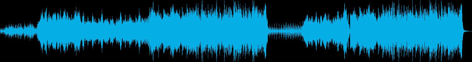 【PV用】可愛い雰囲気のベルの再生済みの波形