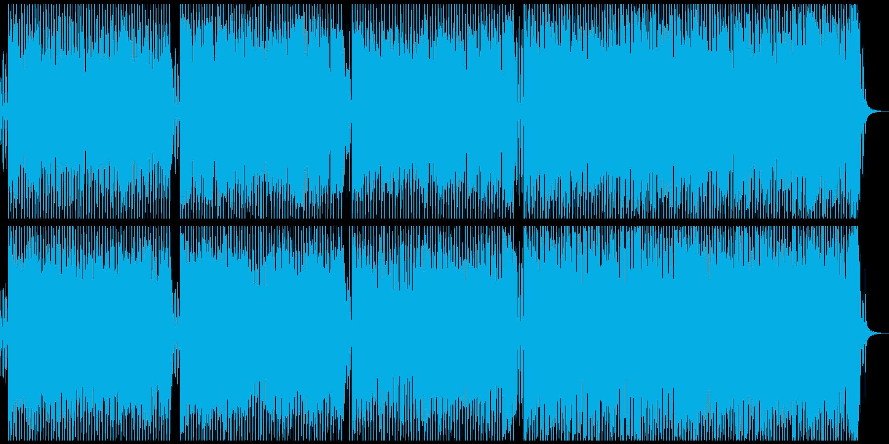 聖者の行進 ほのぼの・ウクレレ・ハワイの再生済みの波形