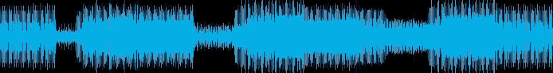 ハウスコマーシャル-ハウスディスコ...の再生済みの波形