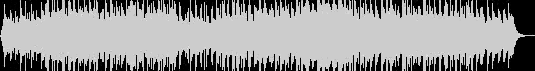 和風・オリエンタルなコーポレート②の未再生の波形