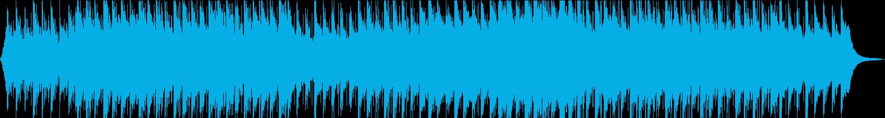 和風・オリエンタルなコーポレート②の再生済みの波形