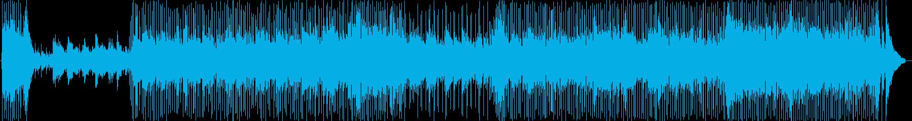 ボッサのポップソング。サンバ。モラ...の再生済みの波形
