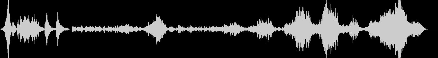 グリーグ/ピアノ協奏曲イ短調 の未再生の波形