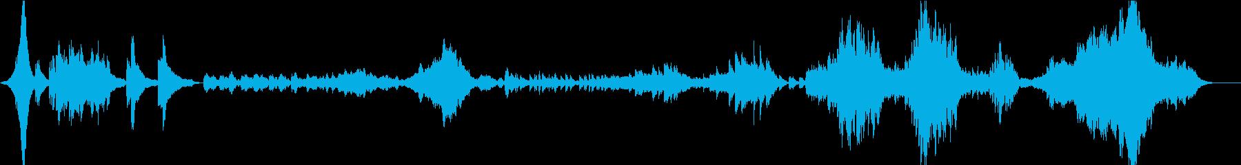 グリーグ/ピアノ協奏曲イ短調 の再生済みの波形