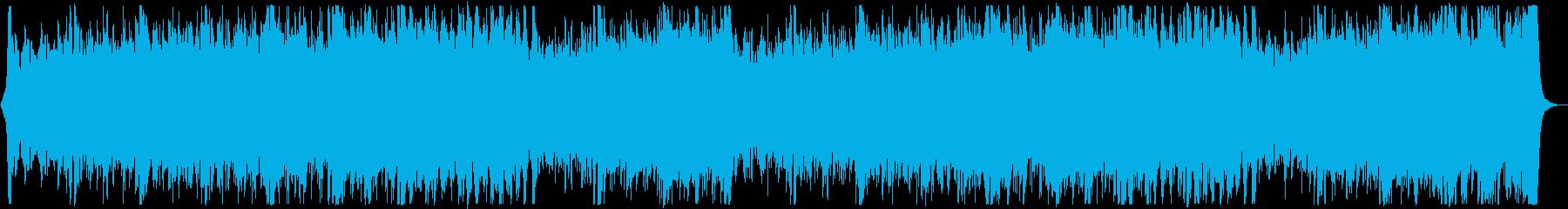 和風・和楽器・忍者エピック:フル2回の再生済みの波形