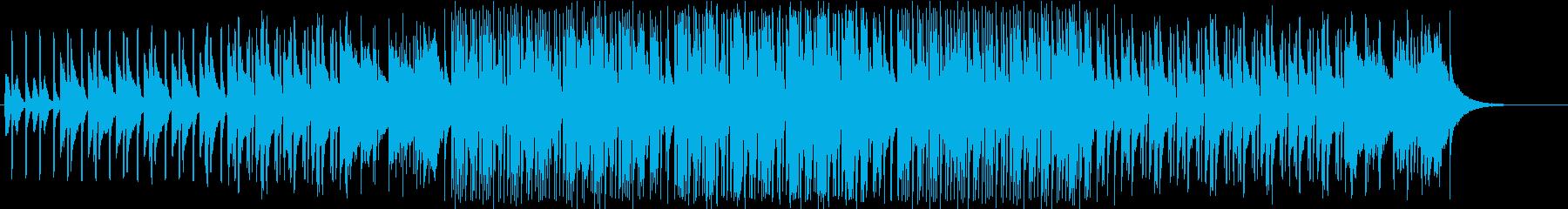 Go To トロピカルの再生済みの波形