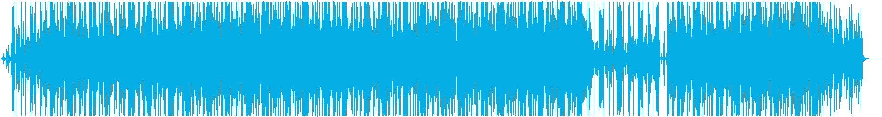 可愛らしいシンセと木琴、ミニマル、チープの再生済みの波形