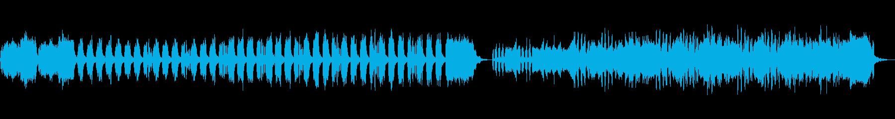 オーバーザトップSCI FIホラー...の再生済みの波形