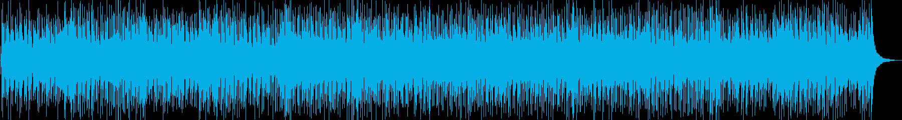 乾いた世界に響くストレートなロックの再生済みの波形