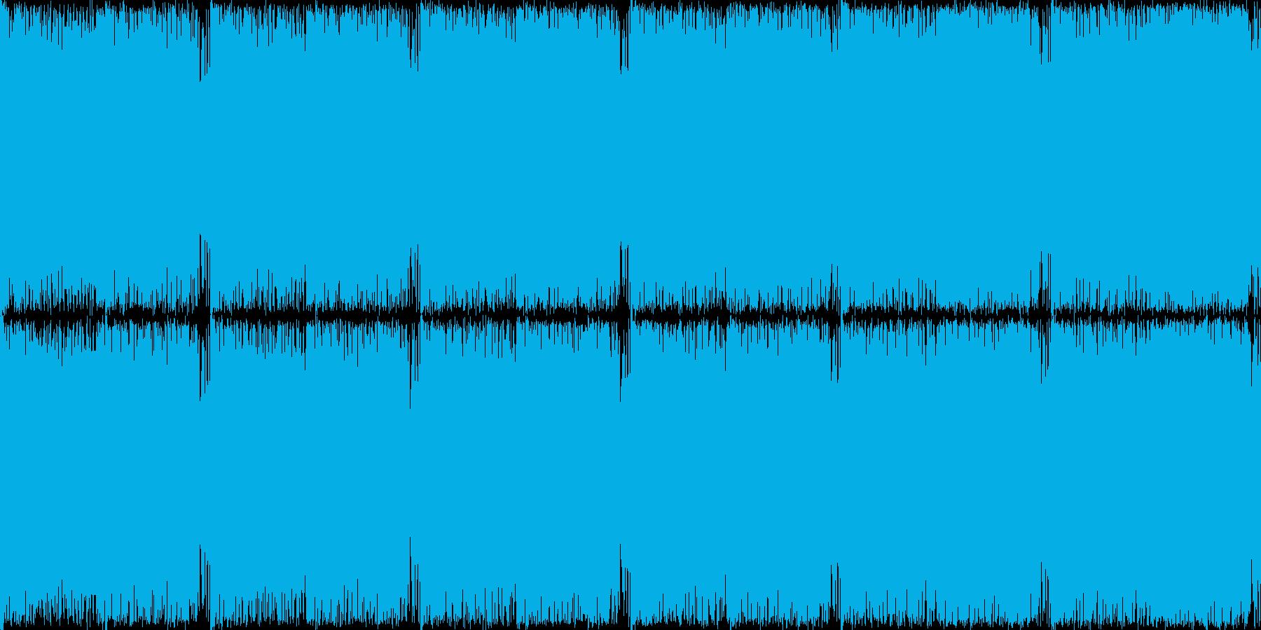 時の狭間、レベル3、癖になるループ素材の再生済みの波形
