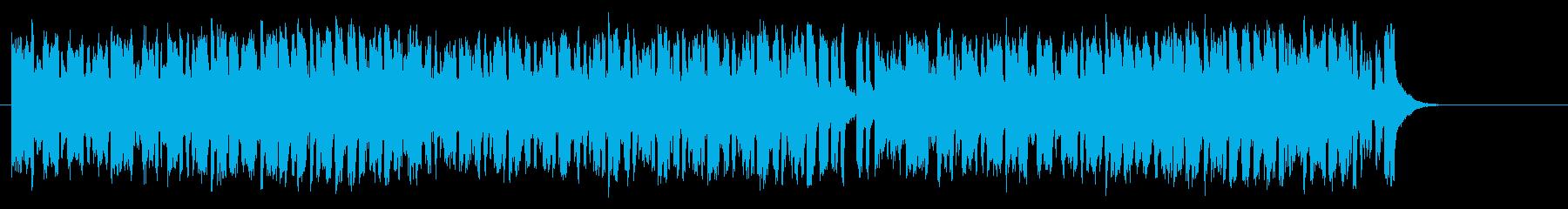 華やかで陽気なビッグ・バンド風ポップスの再生済みの波形