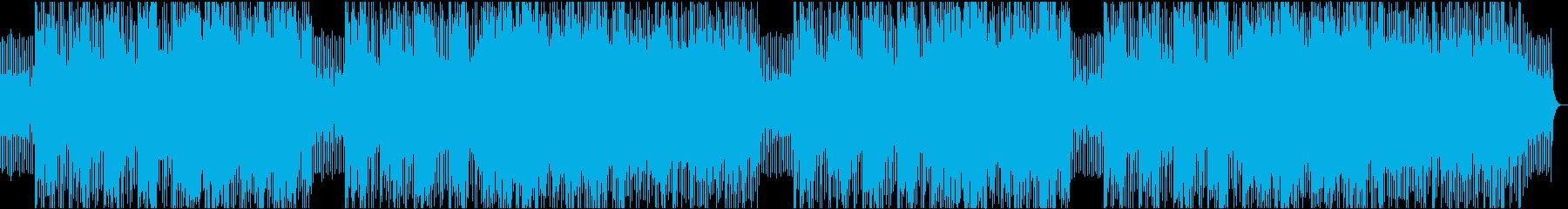 企業VP24 24bit44kHzVerの再生済みの波形
