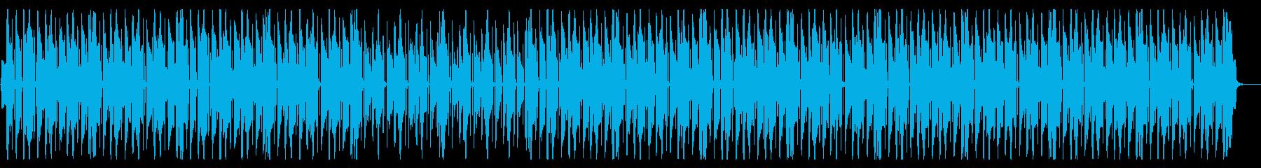 いつもの生活に一つのBGMをの再生済みの波形