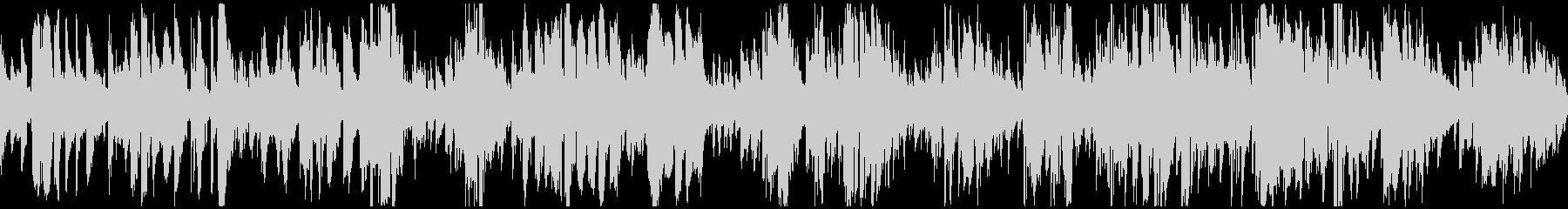 すごく渋いジャズバラード ※ループ仕様版の未再生の波形