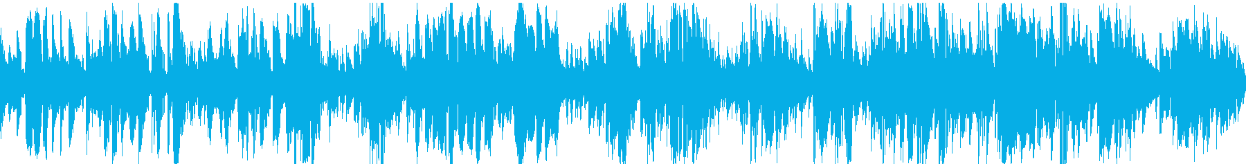 すごく渋いジャズバラード ※ループ仕様版の再生済みの波形