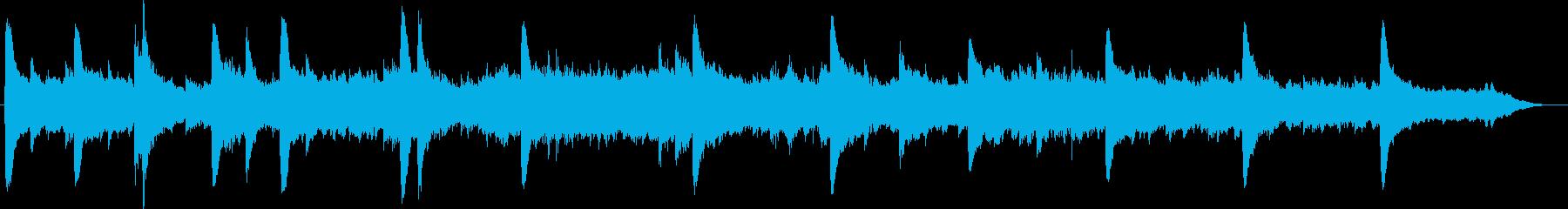 反射的で感情的なオーケストレーショ...の再生済みの波形