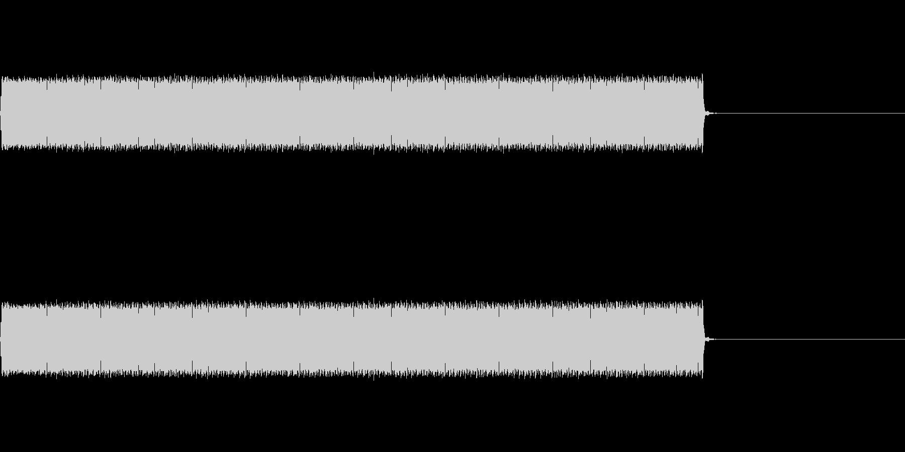 【不正解01-4】の未再生の波形