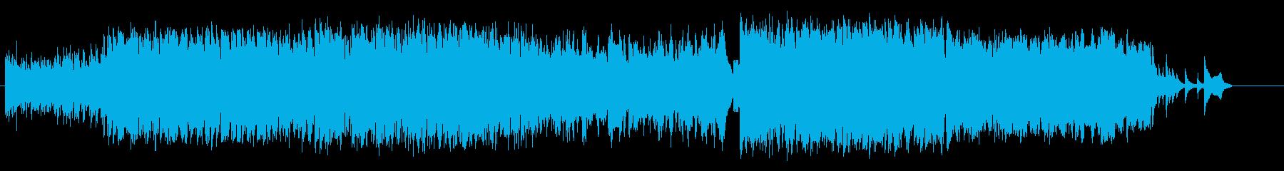 ロマン溢れる壮大なBG/ドキュメントの再生済みの波形