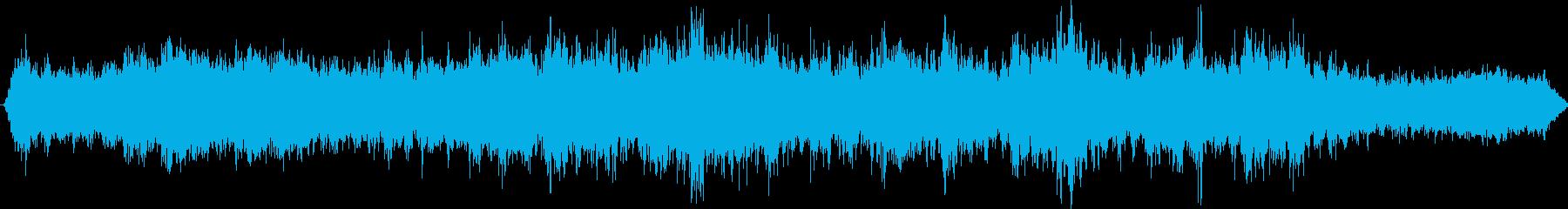 中規模のレセプションホール:ヘビー...の再生済みの波形