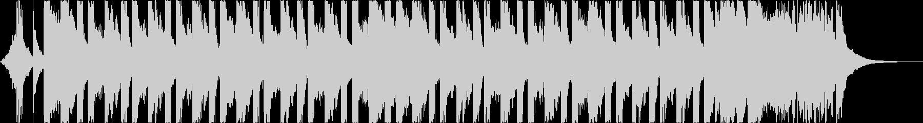 おしゃれ洋楽トラップヒップホップレゲエcの未再生の波形