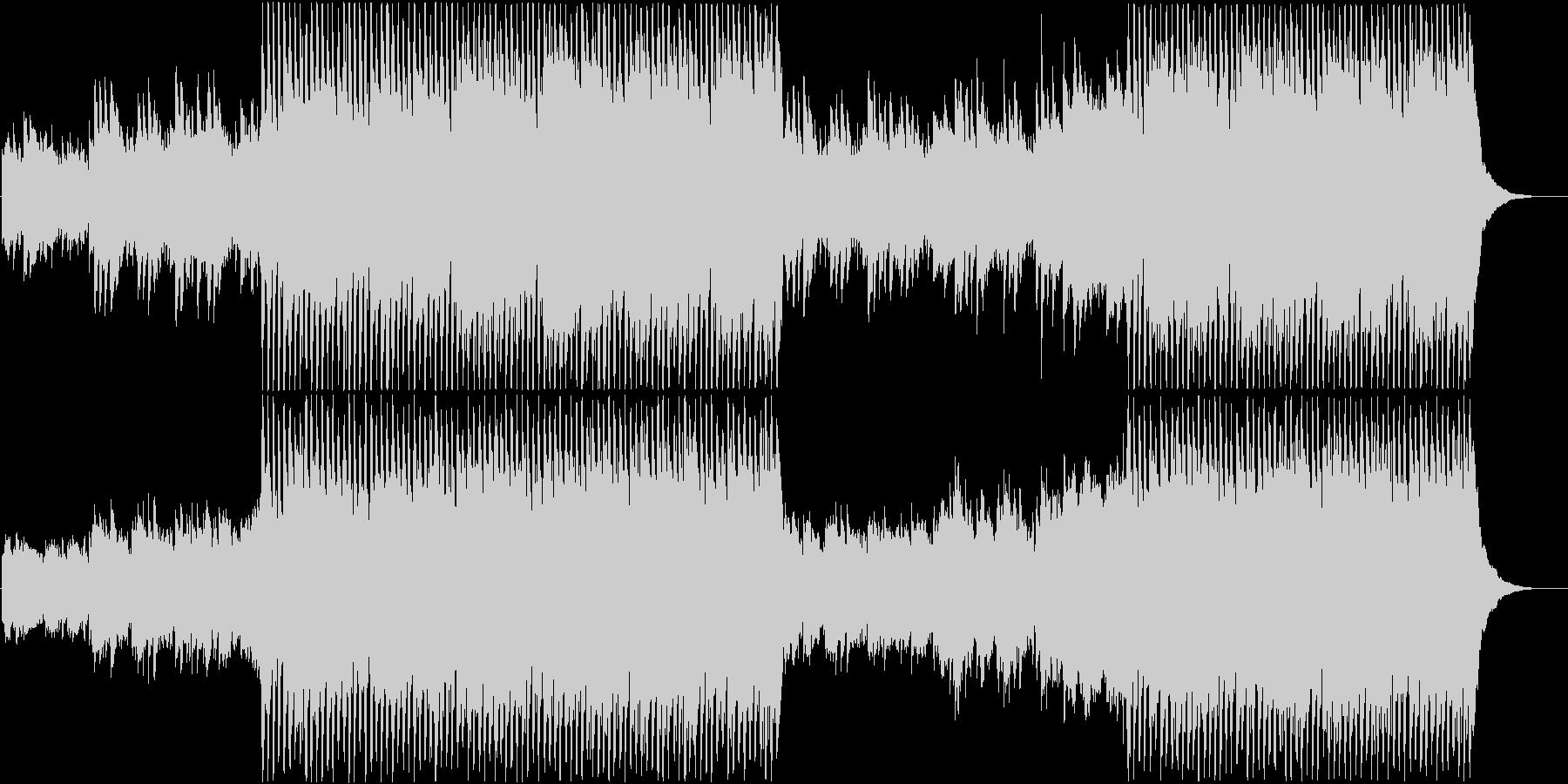現代的 交響曲 ほのぼの 幸せ 可...の未再生の波形