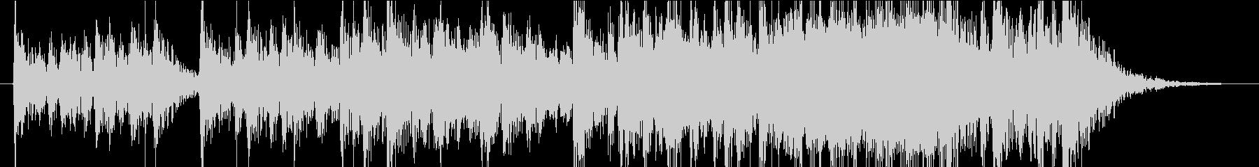 現代の交響曲 室内楽 未来の技術 ...の未再生の波形