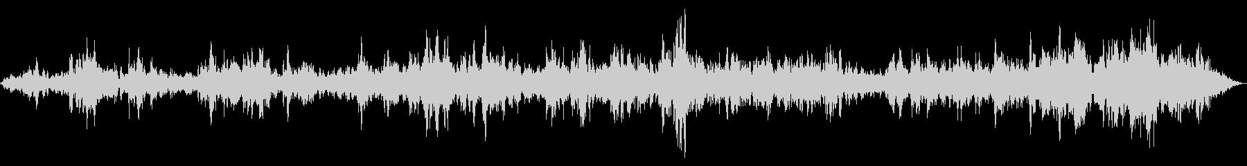 HUM OF VOICES、レスト...の未再生の波形