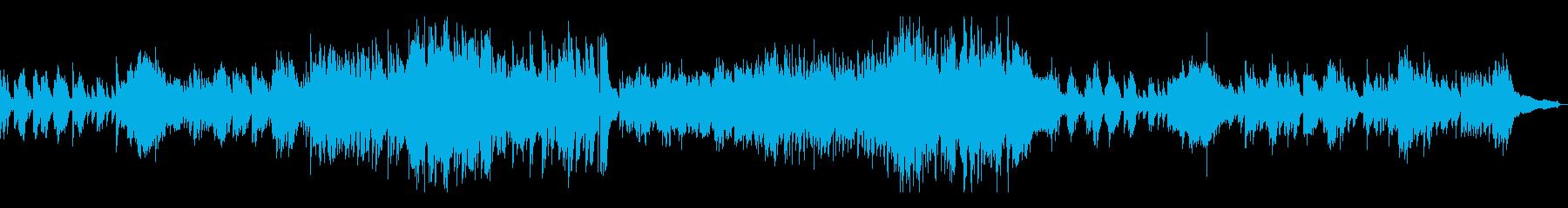メロディアスな和風曲8-ピアノソロ の再生済みの波形