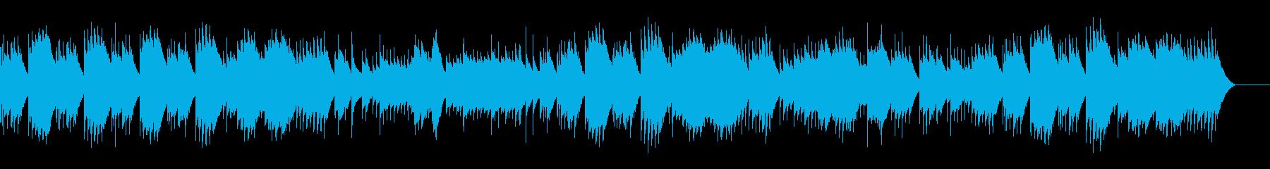 6つのウィーン・ソナチネ (オルゴール)の再生済みの波形
