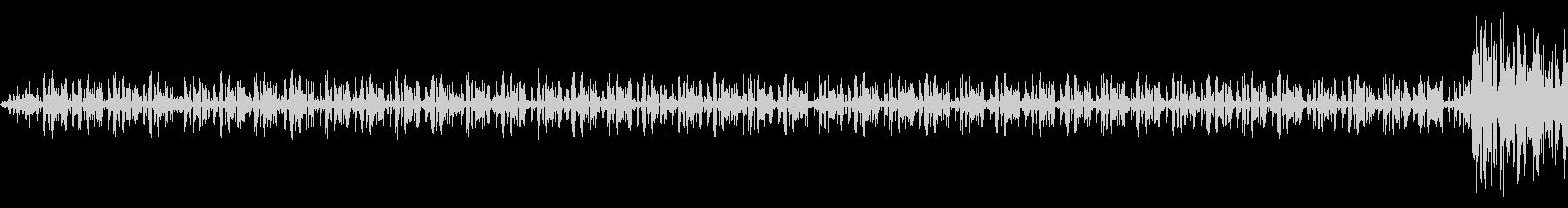 ラジオザップの未再生の波形