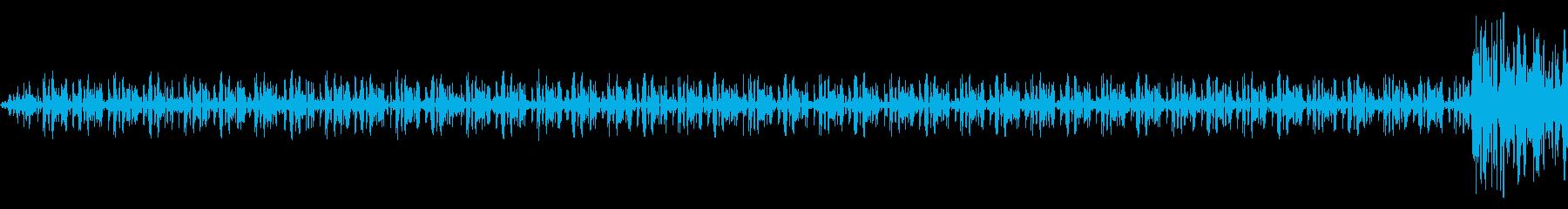 ラジオザップの再生済みの波形