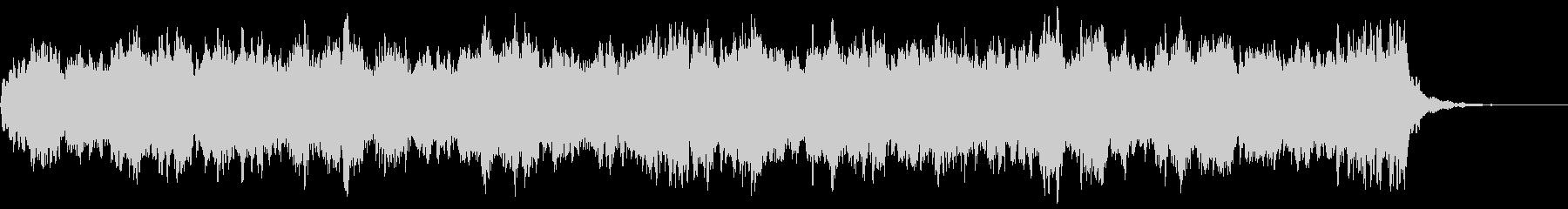 グリーンスリーブス ストリングスの未再生の波形