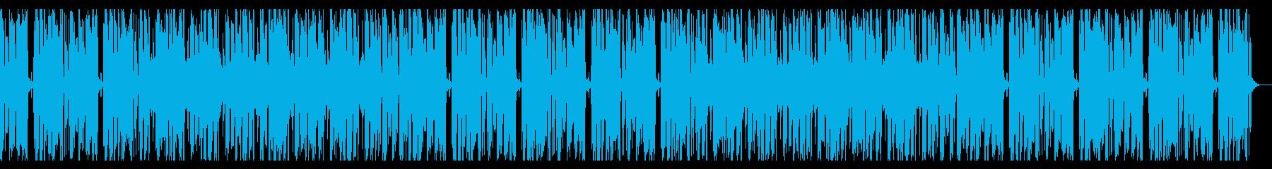 ノスタルジー。R&Bの再生済みの波形