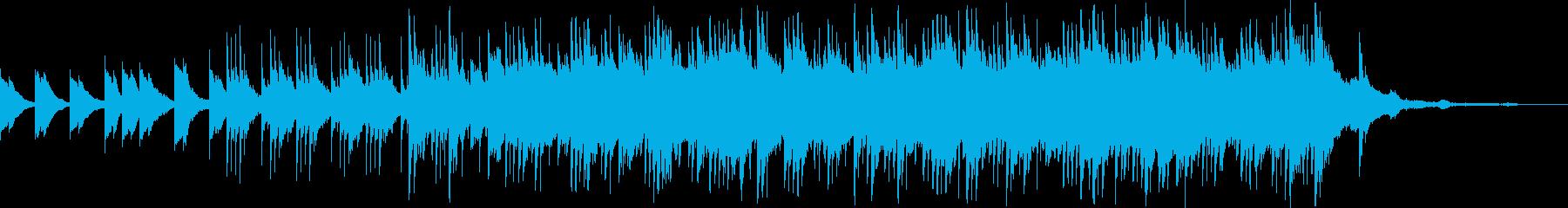 自然 センチメンタル 説明的 静か...の再生済みの波形