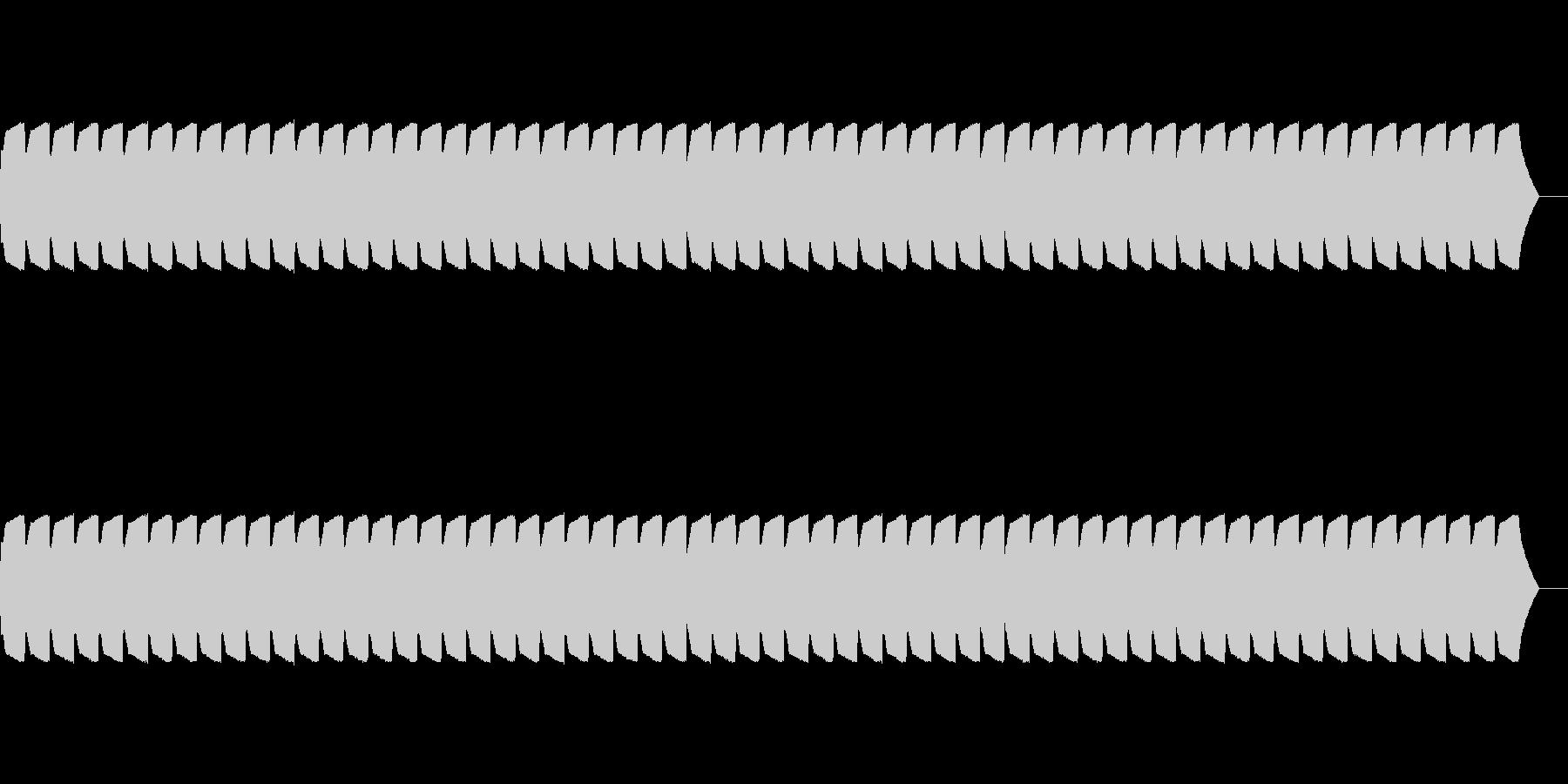 【サイレン01-1】の未再生の波形