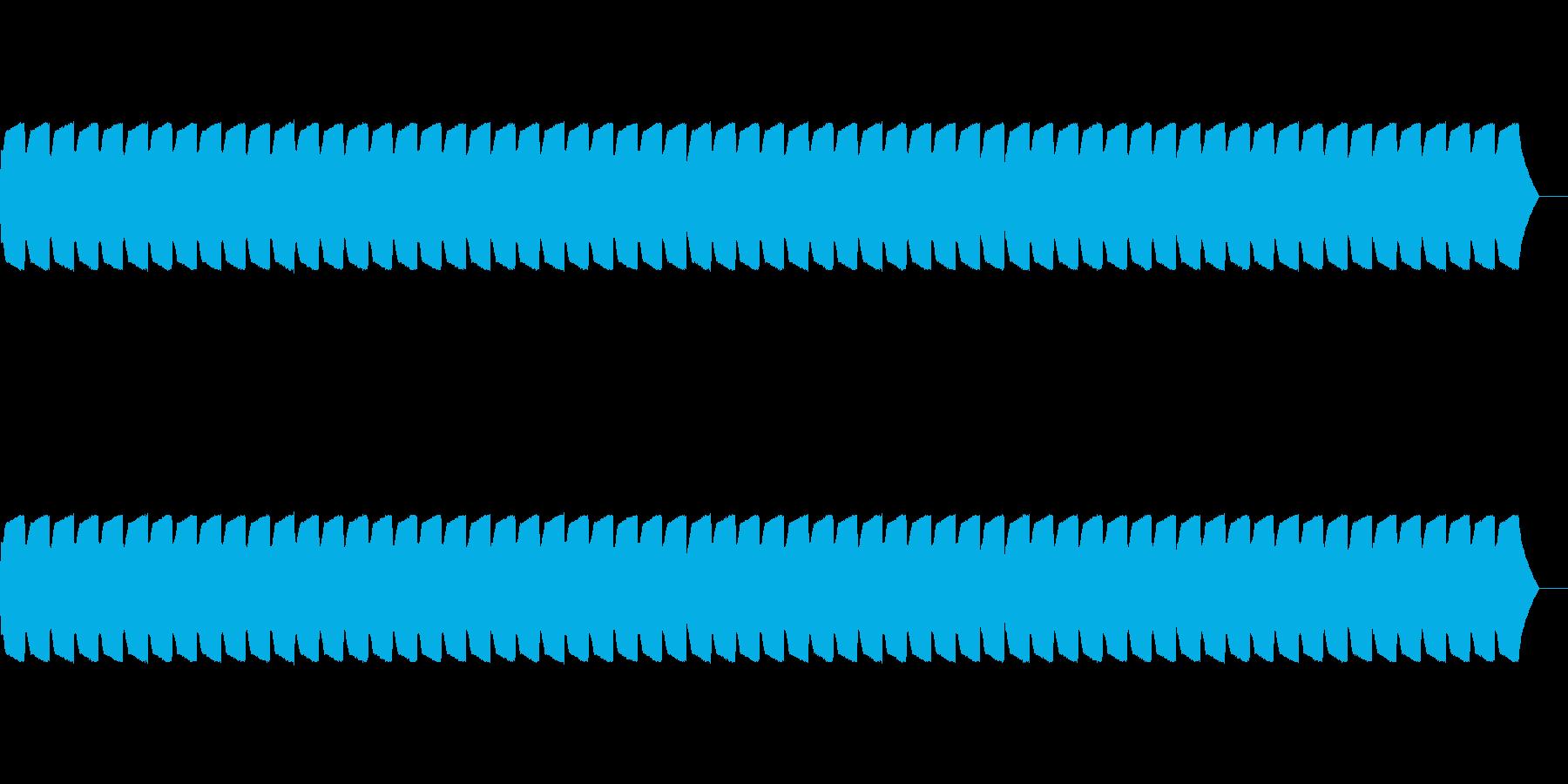 【サイレン01-1】の再生済みの波形